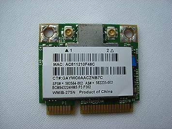 Dell 1520 Half MiniCard WLAN Driver