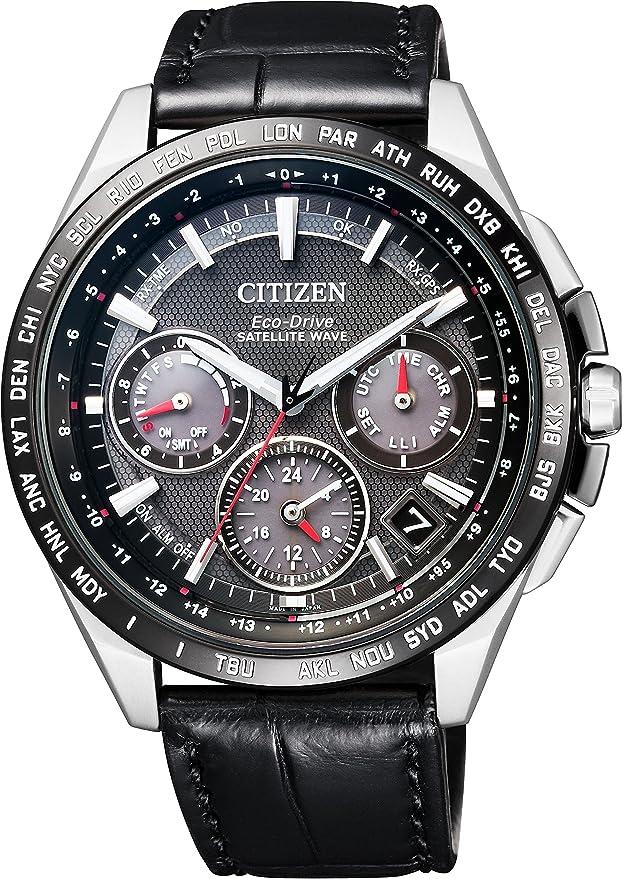 [シチズン]CITIZEN 腕時計 ATTESA アテッサ Eco-Drive エコ・ドライブ 電波時計 F900 CC9015-03E メンズ