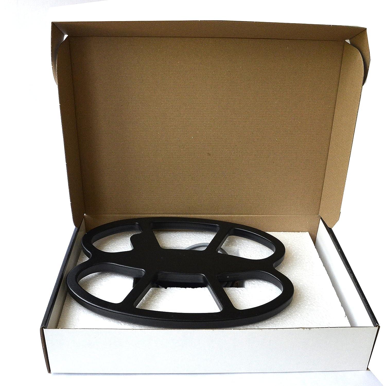 DETECH 12×10″ S.E.F. Bobina de Búsqueda de Mariposas para Minelab Serie Soberana Detector de Metal XS, XS2A, Elite & GT Bobina Cubierta Está incluida: ...