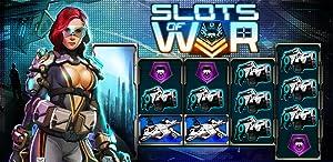 Slots of War: Modern Clash Free Slots from Rocket Speed