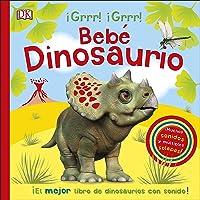 Bebé Dinosaurio: Libro Infantil Con Sonidos