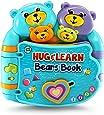 LeapFrog Hug and Learn Bears Book (Frustration Free Packaging), Blue (VTEI7)