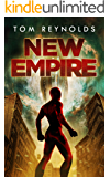 New Empire (The Meta Superhero Novel Series Book 5)