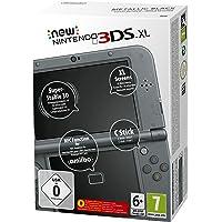 NINTENDO NEW 3DS XL METALİK SİYAH (KONSOL)