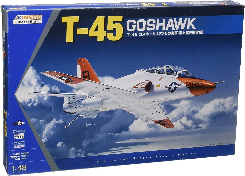 Kinetic 1//48 T45A//C Goshawk Jet Trainer