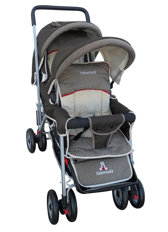 Amoroso Enterprise Deluxe Double Stroller #43230