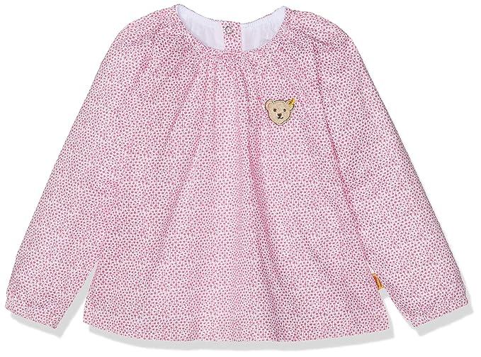 Steiff Baby-M/ädchen Bluse