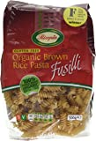 Rizopia Organic Brown Rice Fusilli 500 g (Pack of 2)