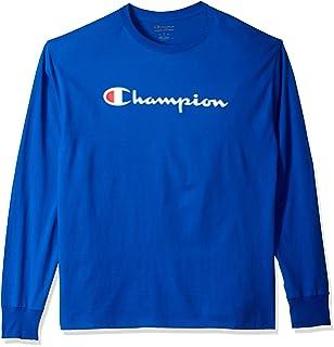 Champion - Sweat-Shirt à Capuche - Homme Blanc Weiß  Amazon.fr ... 5cd472e3e93b