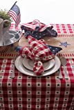 DII Rectangular Cotton Tablecloth for