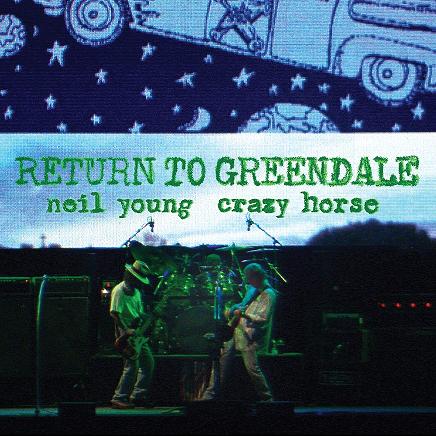 Neil Young - Return To Greendale : Neil Young, Neil Young: Amazon.es: Música