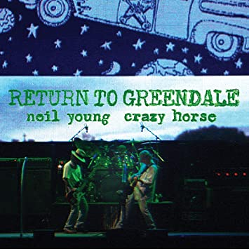 Neil Young - Return To Greendale (2 Cd)