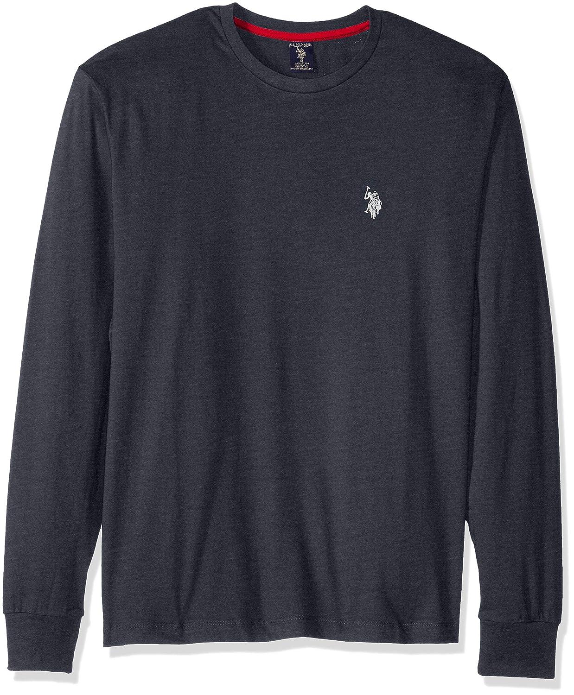 d042869ea29 U.S. Polo Assn. Men s Long Sleeve Crew Neck T-Shirt