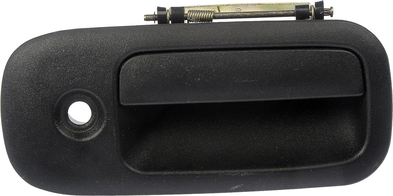 Dorman 80279 Passenger Side Hinged Door Front Exterior Door Handle for Select Chevrolet / GMC Models, Black