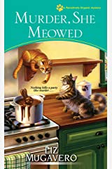 Murder, She Meowed (A Pawsitively Organic Mystery) Mass Market Paperback