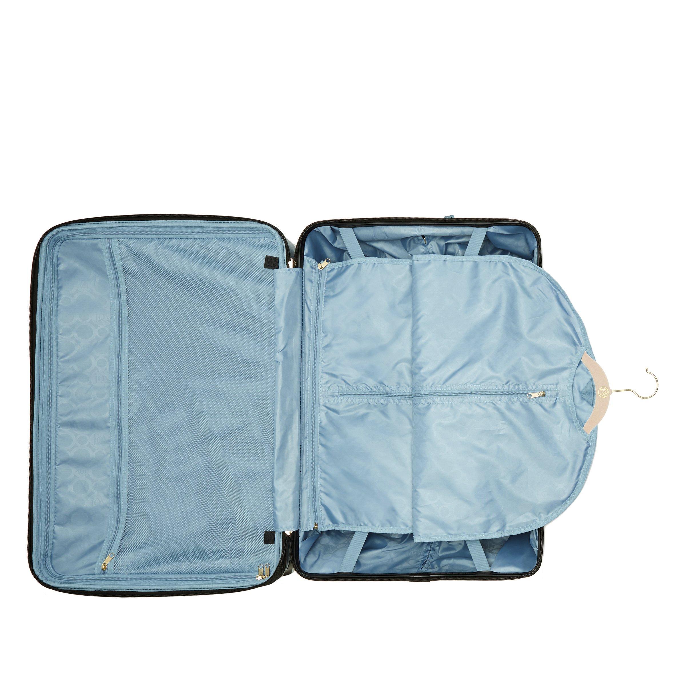 21caacb148c4 ایگرد - خرید از آمازون   Joy Mangano Hardside Medium Luggage (Carry ...