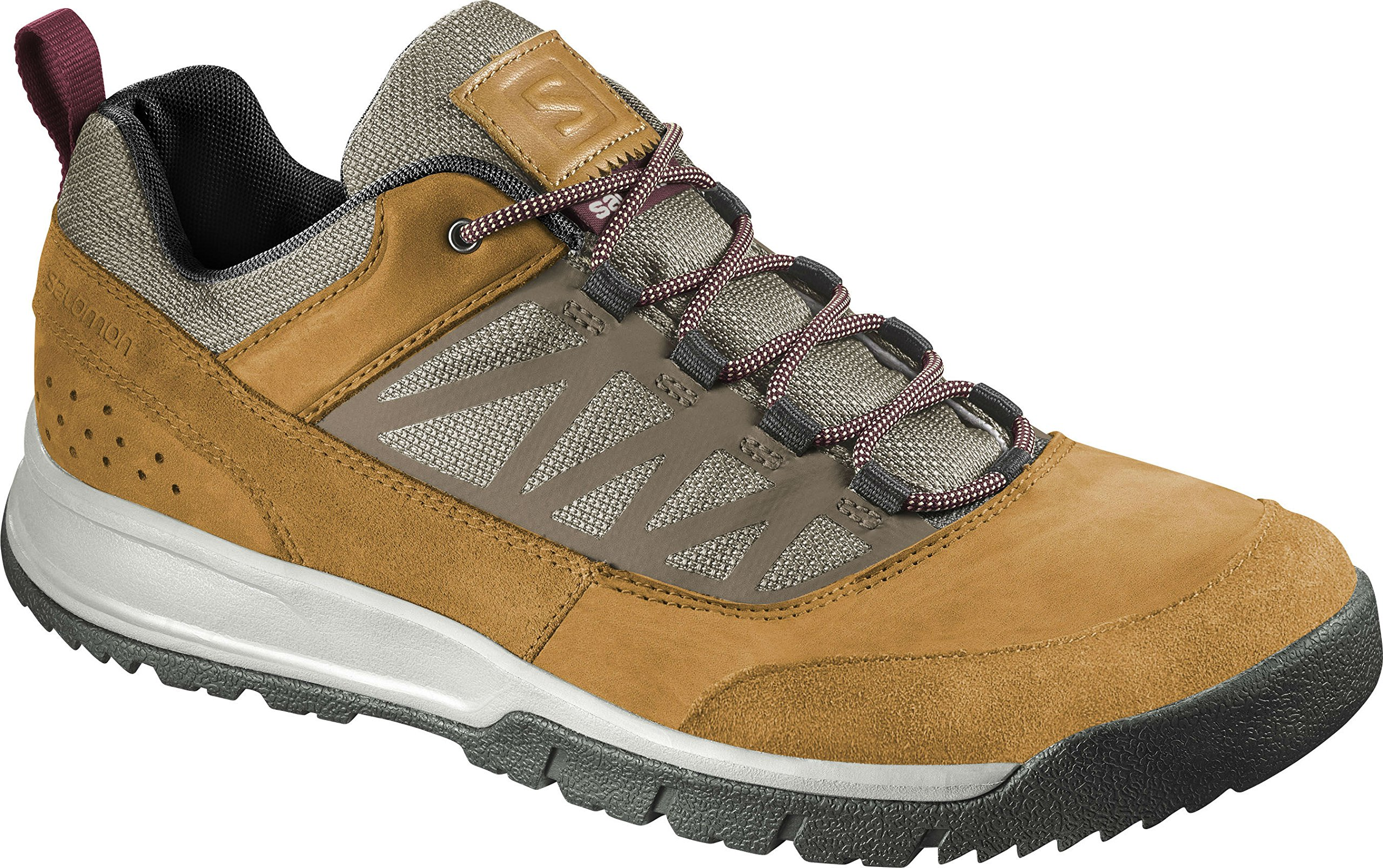 Salomon Instinct Travel Casual Shoe - Men's-Rawhide/Navajo-Medium-9