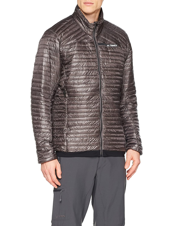 Grey Size 168 adidas Men's Clmht Ad Mi Jackets