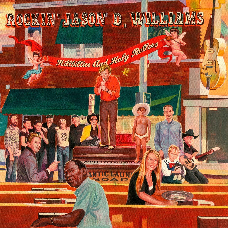 Jason D Williams Hillbillies And Holy Rollers Music Roller Set Beat Lama