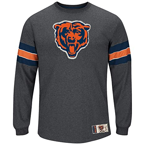buy popular 64e0e afd96 Amazon.com : Majestic Chicago Bears Team Spotlight III Long ...