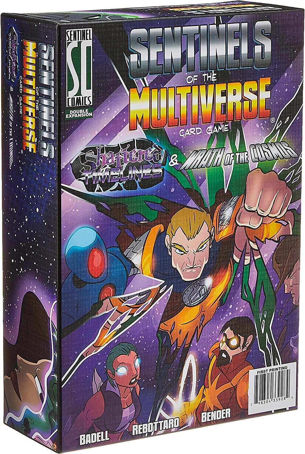 Sentinels of the Multiverse: Shattered Timelines and Wrath of the Cosmos: Amazon.es: Juguetes y juegos