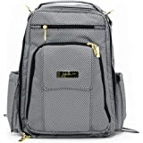 Ju-Ju-Be Legacy Collection Be Right Back Rucksack Nappy Bag, The Queen of The Nile