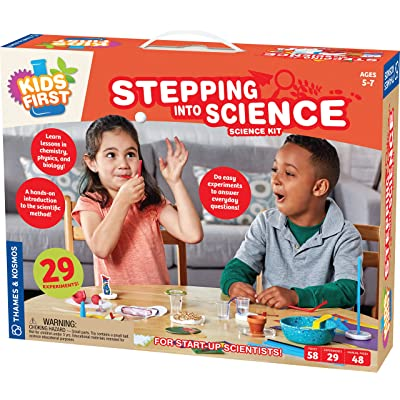 Thames & Kosmos Kids First Stepping into Science Toy: Toys & Games