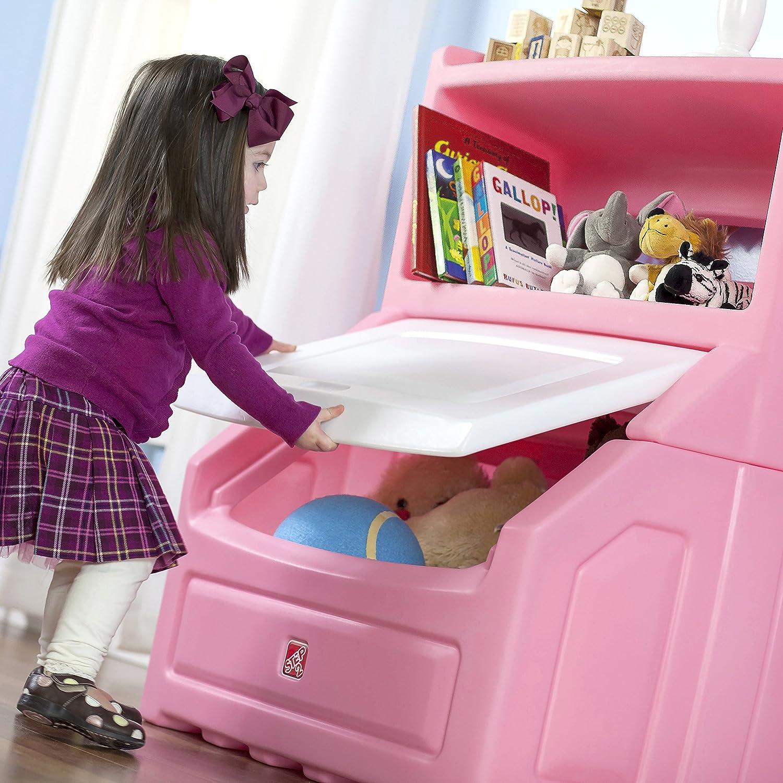 bookcase book storage bookshelf pattern kidkraft sling pink bookcases white itm categories