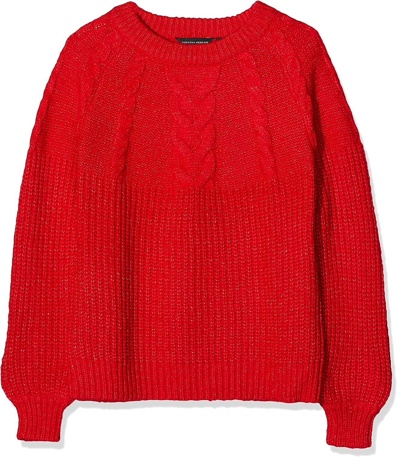 Dorothy Perkins Womens Lead in High Neck Jumper