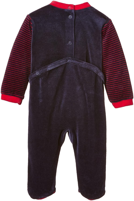 Absorba Nuit Layette, Pijama Bebé-Niñas, Azul (Marine), (Talla Fabricante: 1 Meses): Amazon.es: Ropa y accesorios