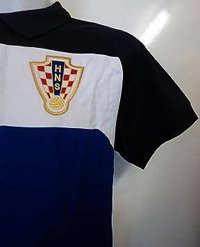 Nike 378733 – 100 – Polo de la selección de fútbol de Croacia ...