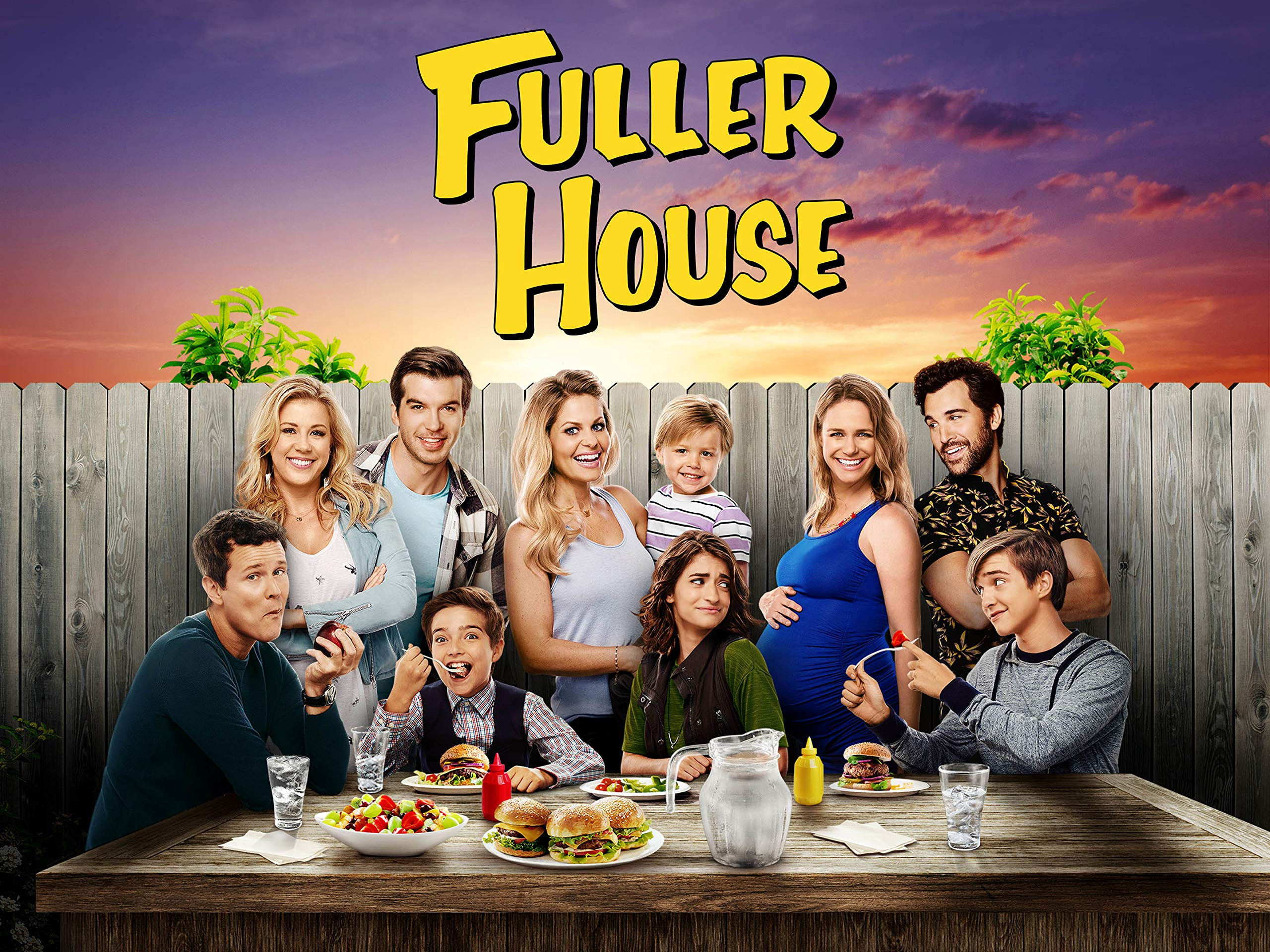 Watch Fuller House: The Complete Fourth Season | Prime Video