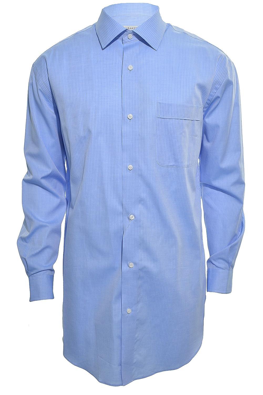 Barakett Mens Superfine Cotton Dress Shirt