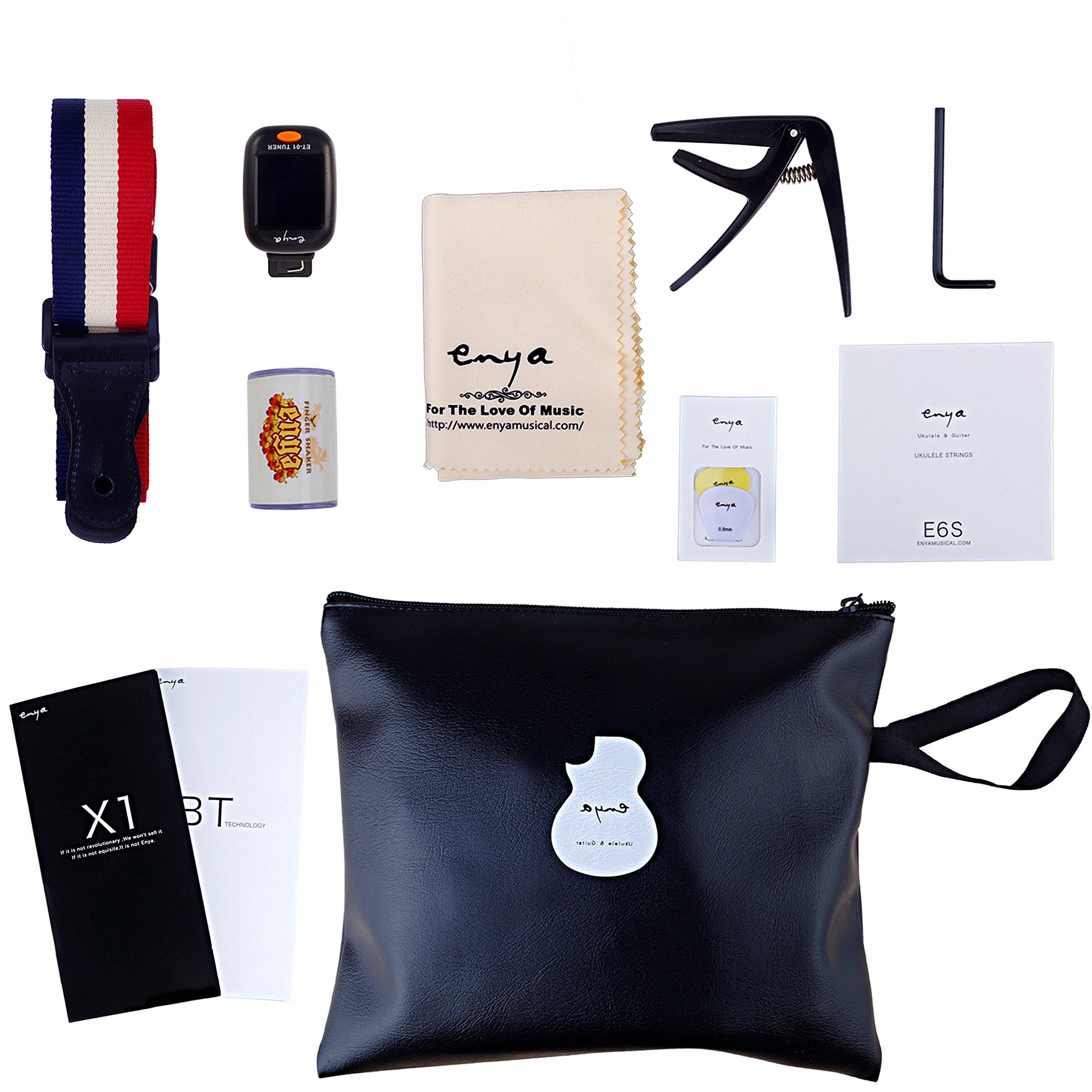 Ukulele Kit Accessories, Mugig Ukulele 21\