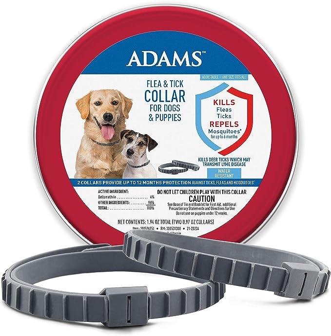 Adams_Flea_&_Tick_Collar_for_Dogs_&_Puppies_2_Pack