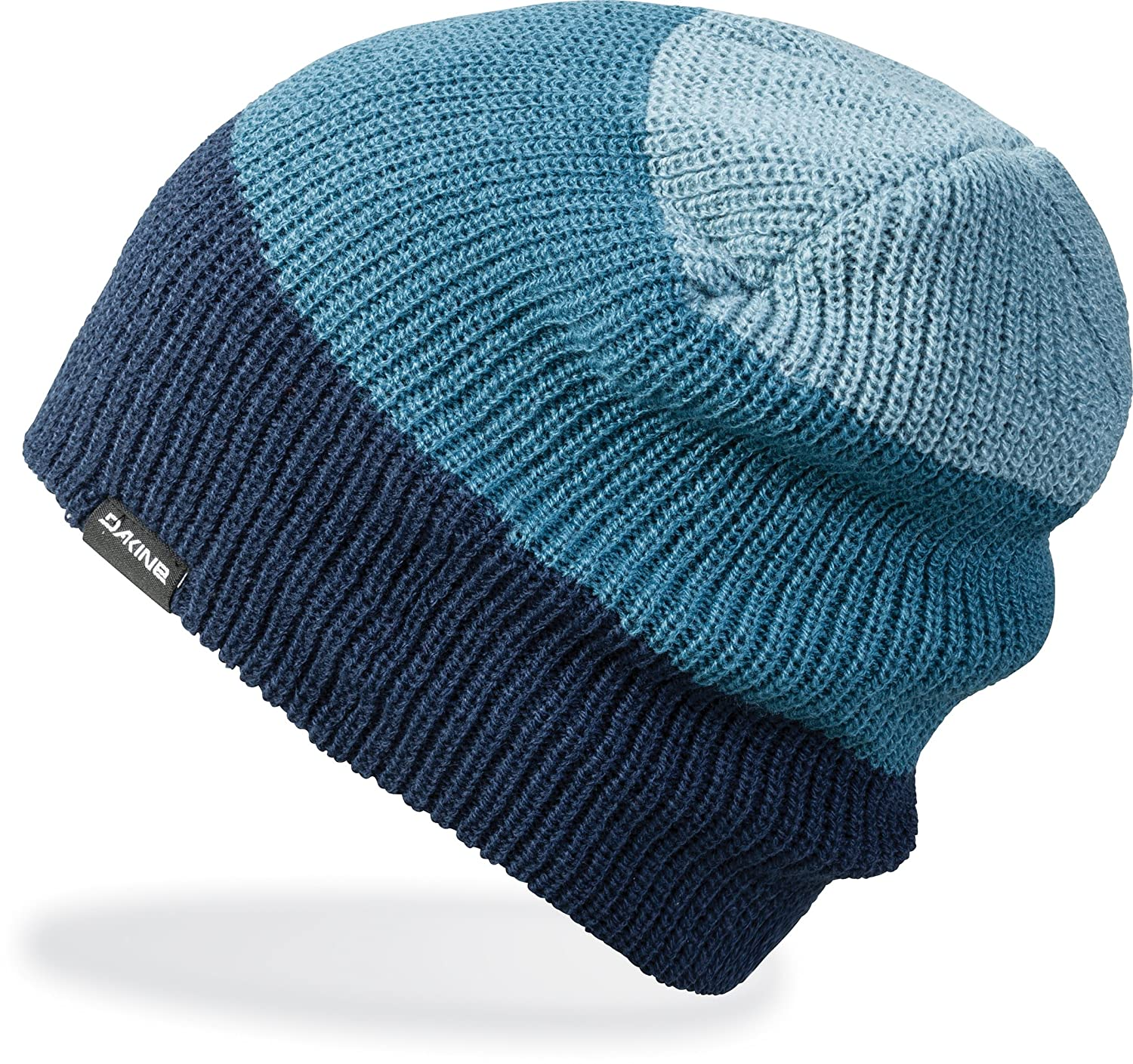 [ダカイン]DAKINE Lester Beanie 帽子 One Size [並行輸入品]  MIDNIGHT/CHILL BLUE B01BX9AAGA