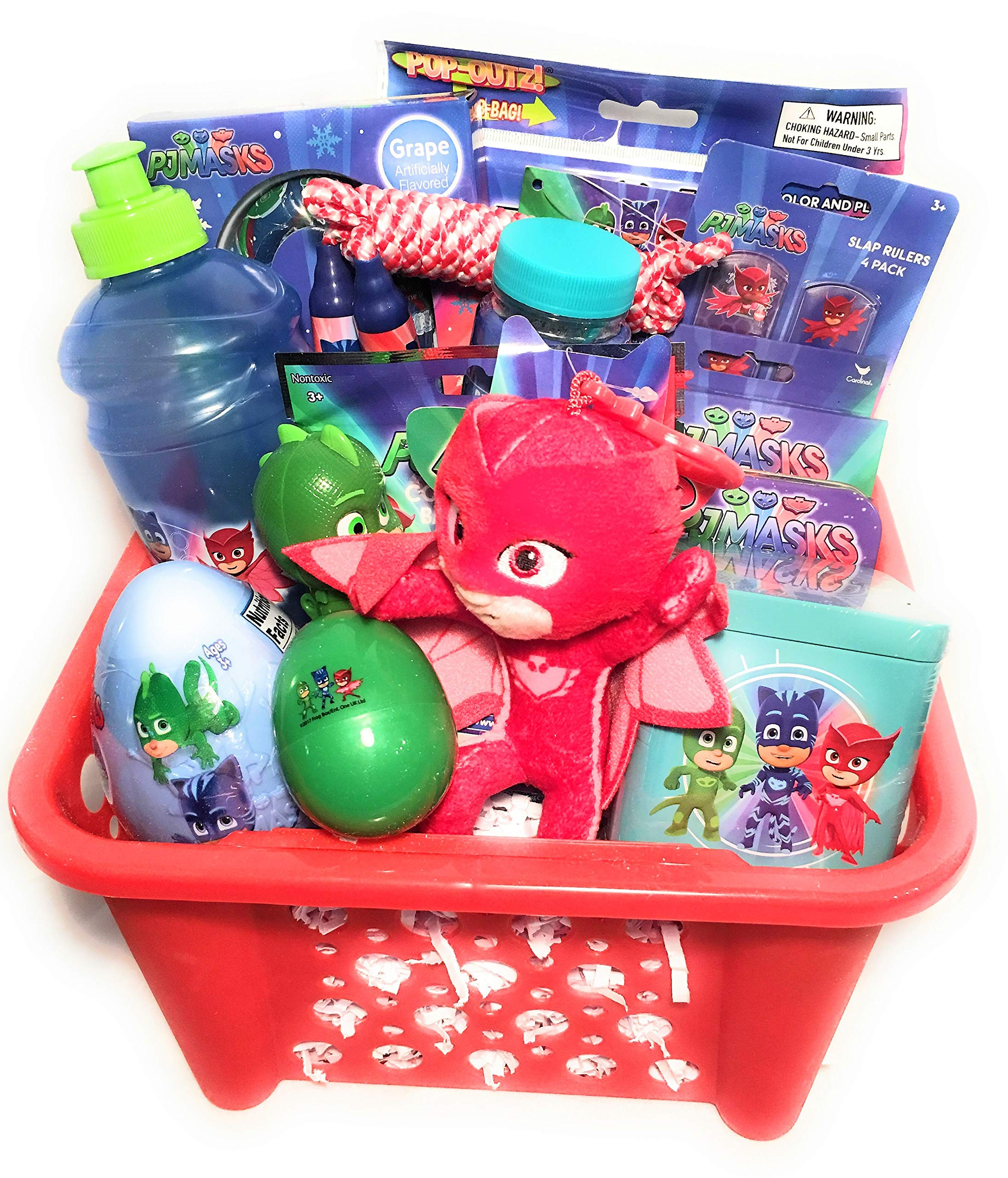 PJ Masks Easter Themed Baskets