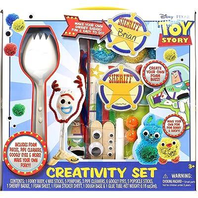Disney Toy Story 4 Forky Creativity Set (12810): Toys & Games