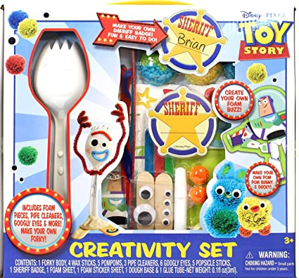 or Eat Chilli 10 Sporks  Useful To Make Forky From Toy Story 4 Craft