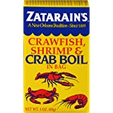 Zatarain's Dry Crawfish, Shrimp and Crab Boil, 3 oz (Pack of 12)
