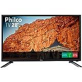 "Tv , Philco, TV PH28N91D, Preto, 28"""
