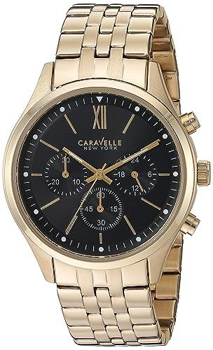 esRelojes New Caravelle York 44a108Amazon Para Reloj gvbf76Yy