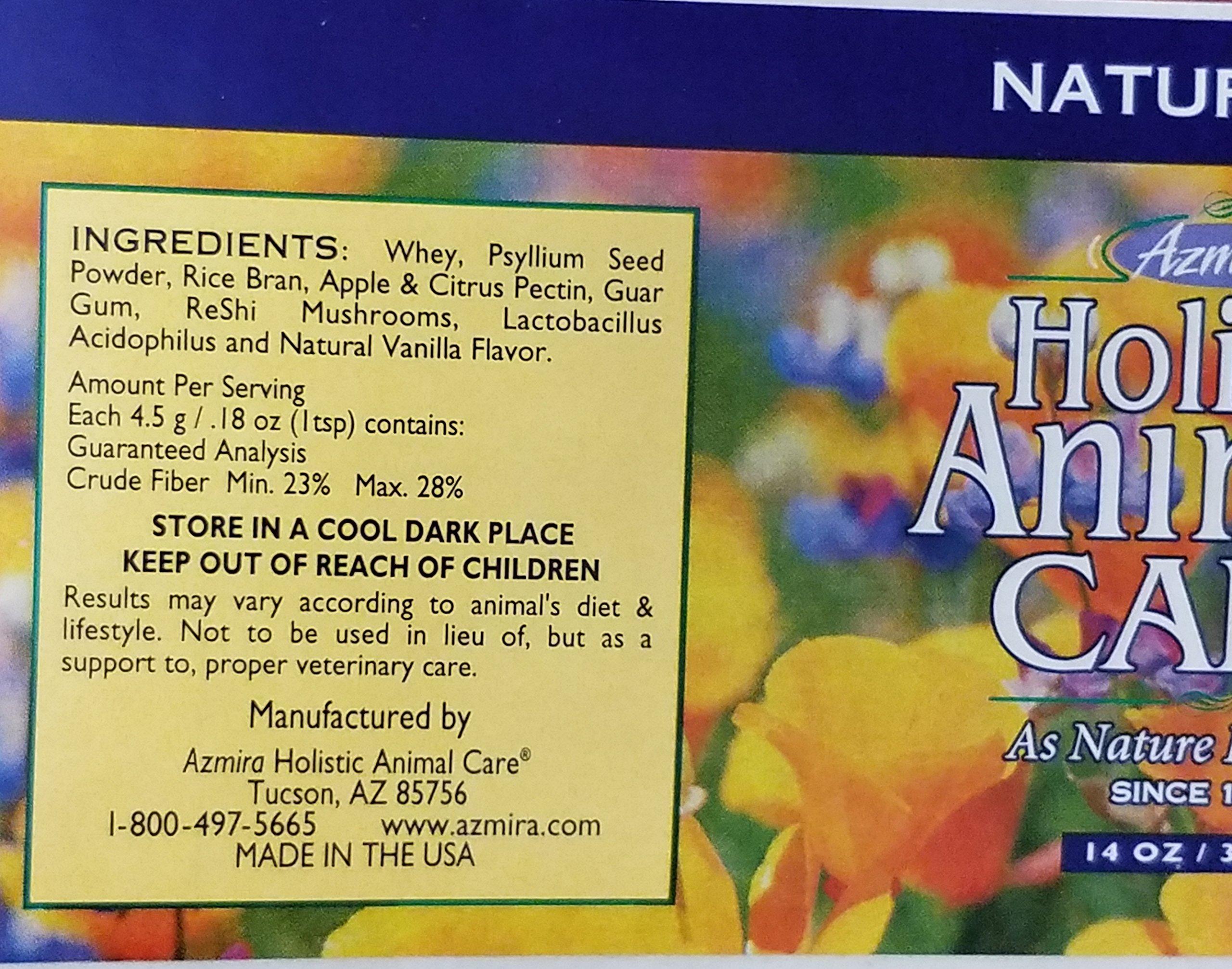 Naturfiber Holistic Animal Care,4 Oz