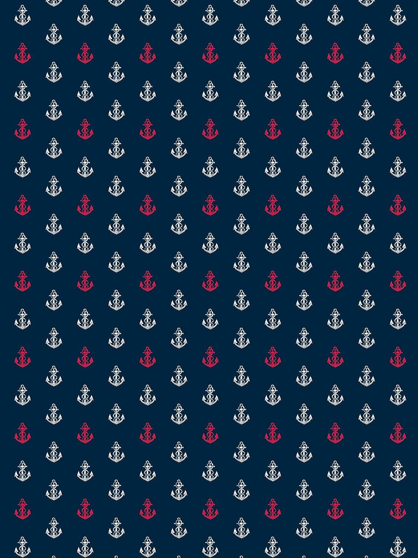 anker 765 Packung mit 20 Bl/ätter blau rot 395 x 298 mm, ideal f/ür Ihre Papmach/és D/écopatch Papier No
