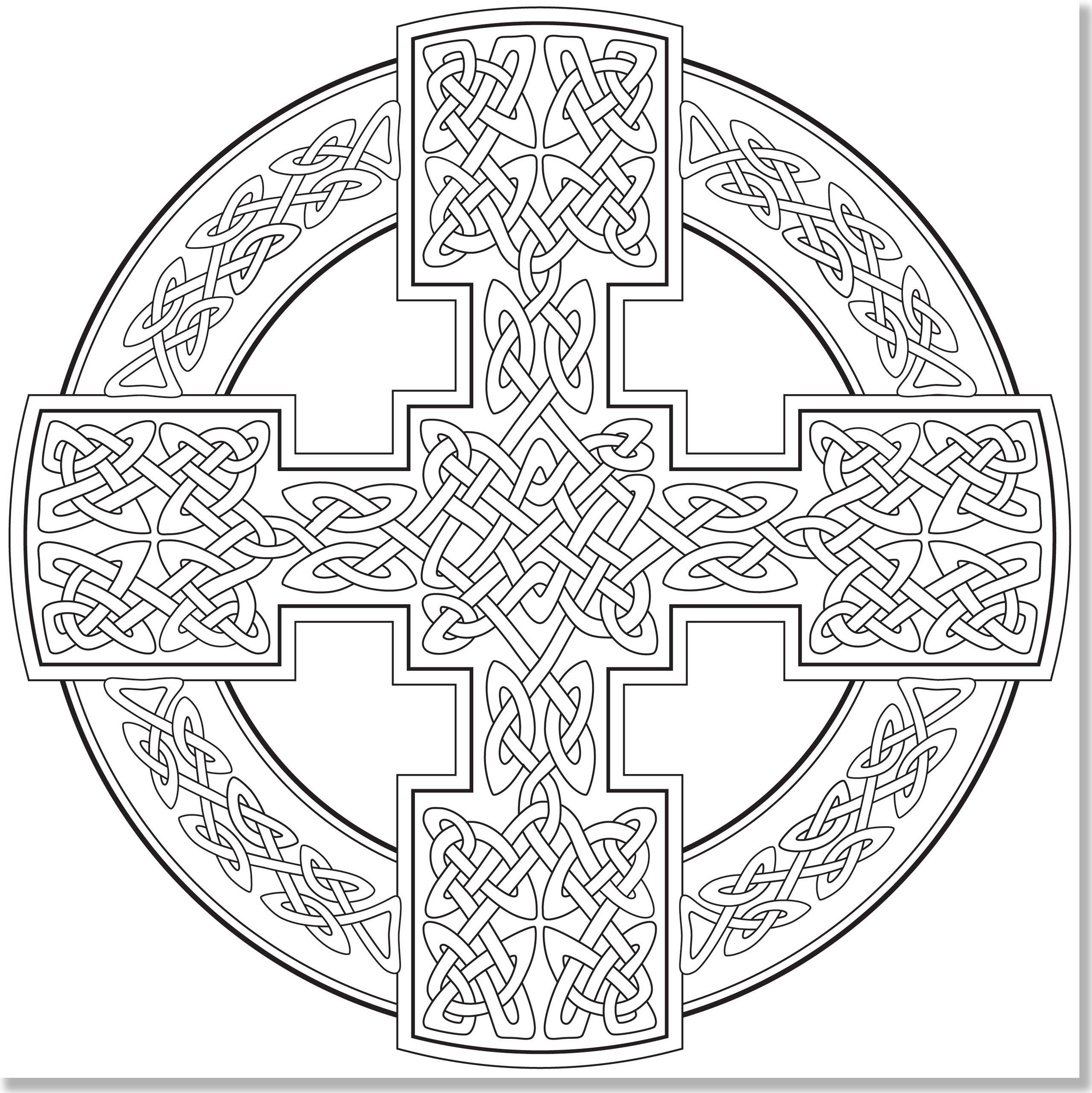 Celtic Designs Adult Coloring Book 31 Stress Relieving Peter Pauper Press 9781441317438 Books