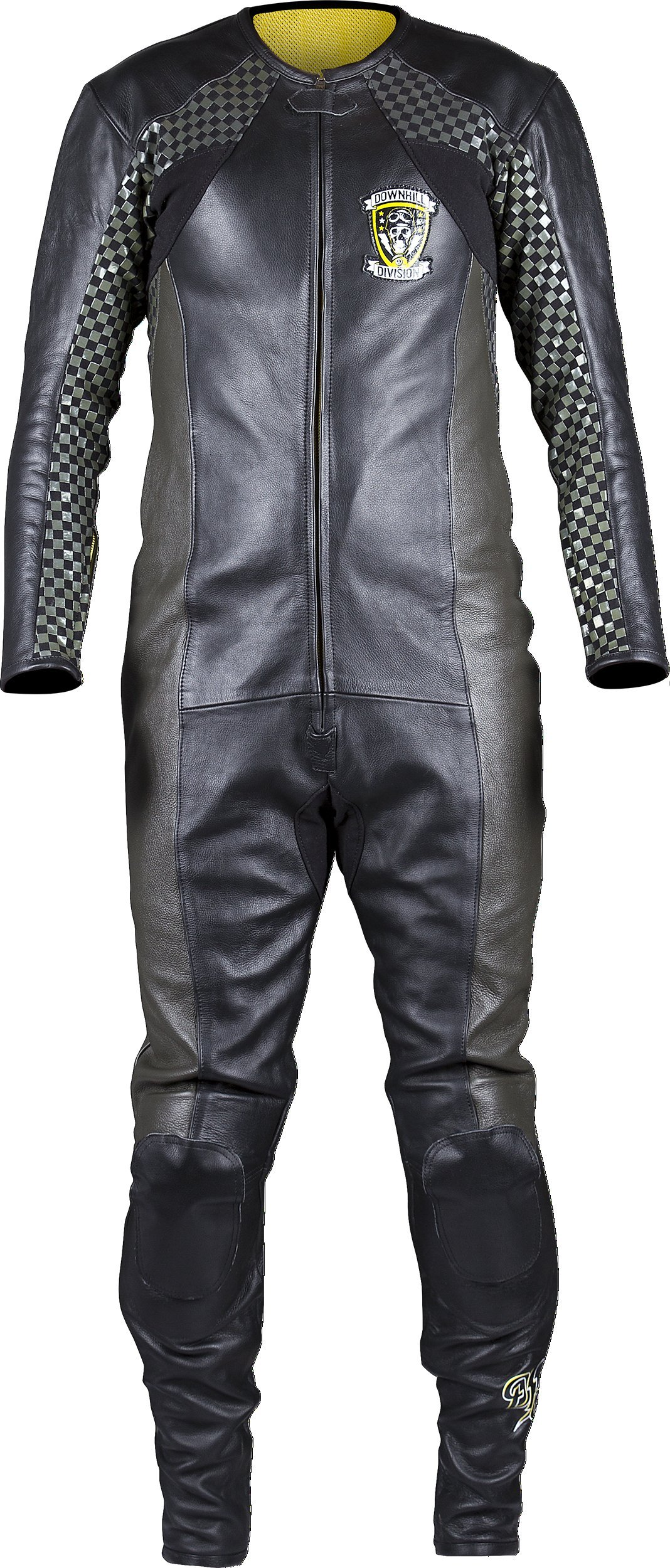 Sector 9 Bomber Suit DHD Race Suit, Black, Small