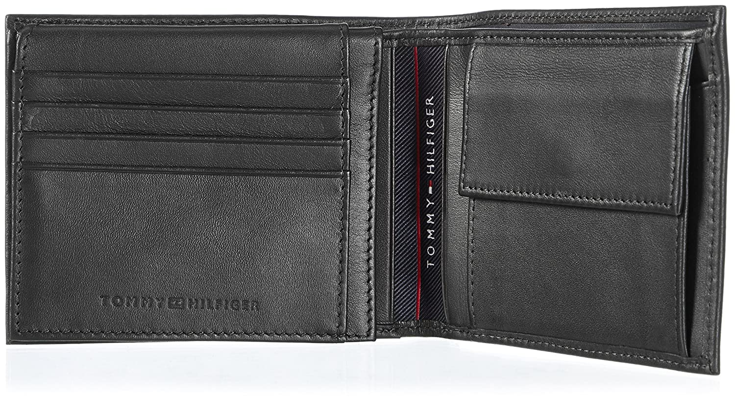 Tommy Hilfiger Harry CC Flap and Coin Pocket, bolso para Hombre