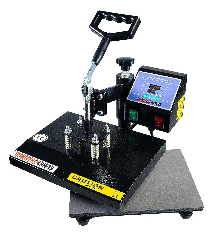 Transfer Crafts T-Shirt Heat Press /& Digital Sublimation Machine 9 x 12