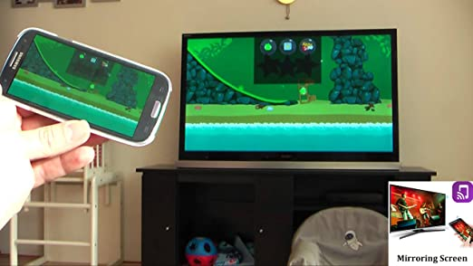 Screen Mirroring - Display and Connect Phone to TV - Mirror Screen Stream