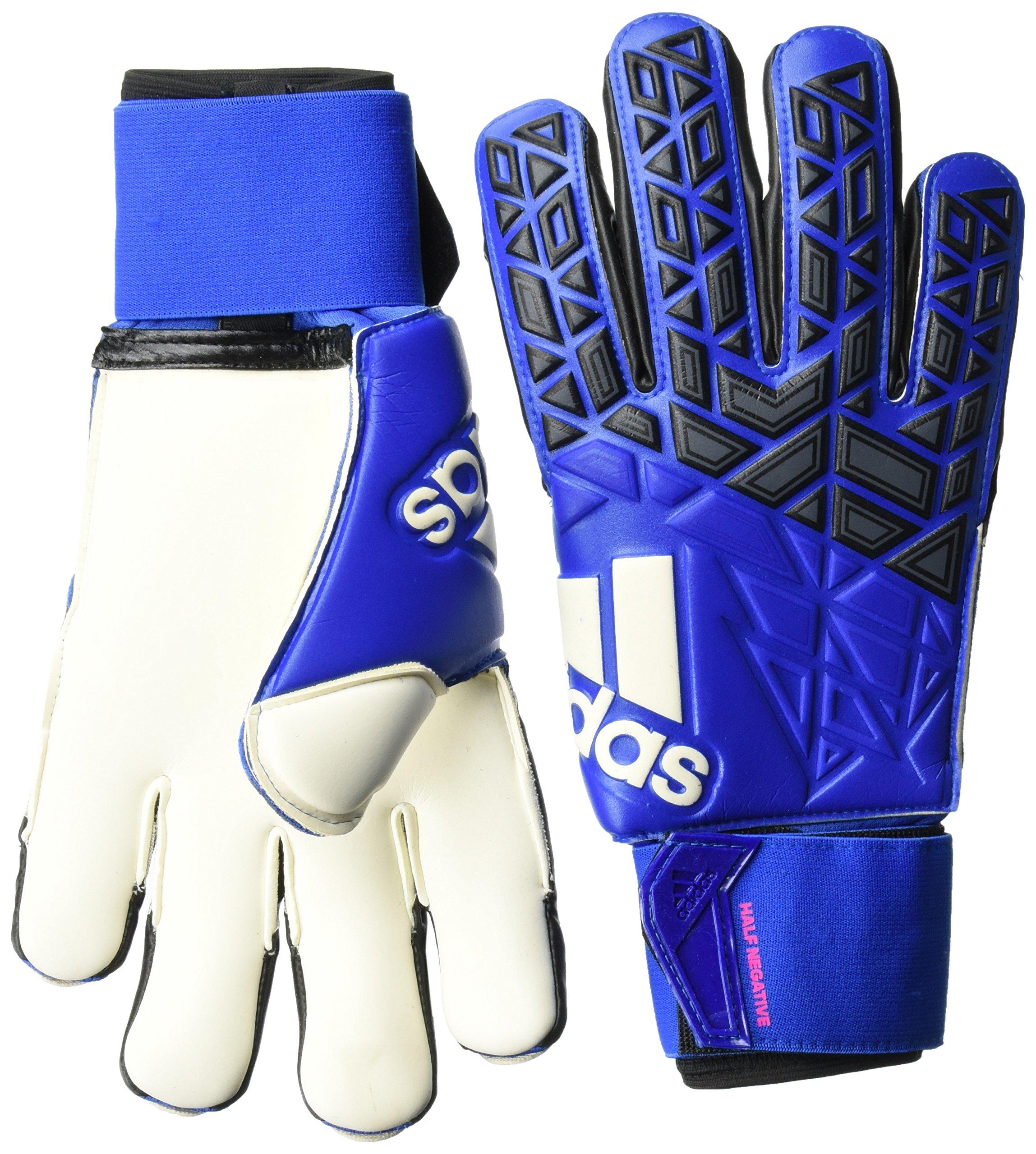 De vez en cuando Ambos Moda  adidas Ace Half Negative Goalkeeper Gloves, Unisex, ACE Half Negative- Buy  Online in Aruba at aruba.desertcart.com. ProductId : 54980032.
